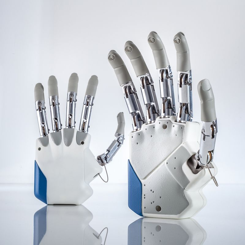 Soon, the first feeling, articulating hand will be transplanted into a living patient