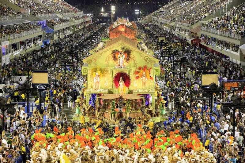 Rio de Janeiro Carnival 2013