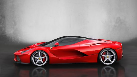 Ferrari LaFerrari 2