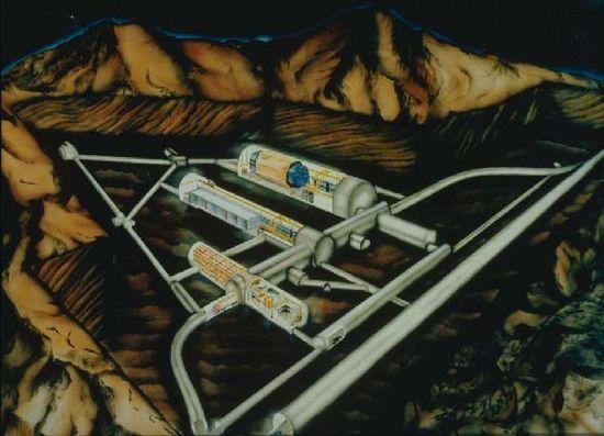 Underground-laboratory-gran-sasso