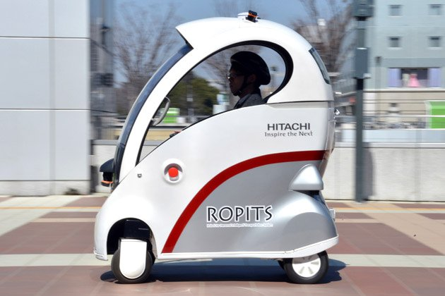 Hitahi Ropits car 1