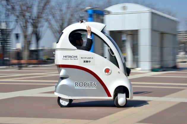 Hitahi Ropits car 4