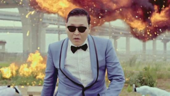 On July 15, 2012,  South Korean rapper PSY set a new YouTube world record by surpassing 1 billion views on YouTube for his video 'Gangnam Style'