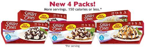 Weight Watchers Smart Ones Smart Delights