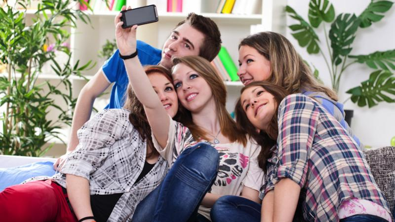 Teens and their mobile devices