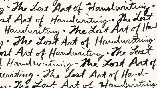 10 Ways To Save Handwriting From The Grave