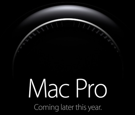 Mac Pro Coming later this year