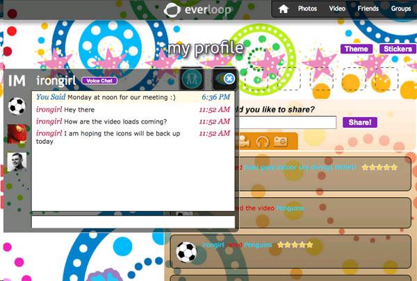 Everloop website