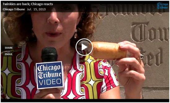 Twinkies video