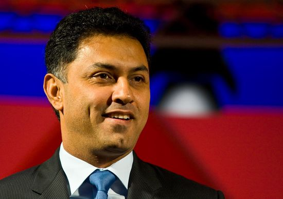 Nikesh Arora, Google Chief Business Officer