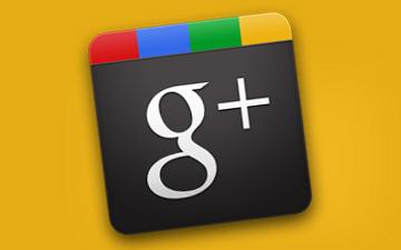 Google+ logo 2
