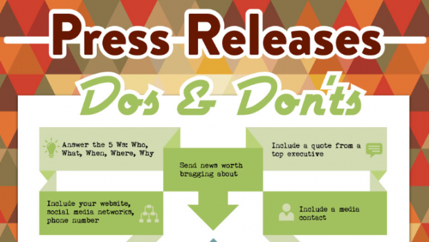 Press Release Do's and Don'ts logo