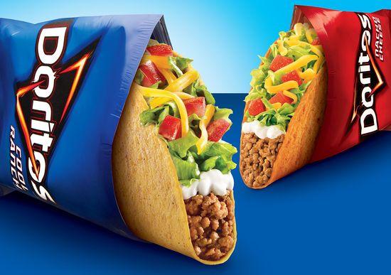 Taco Bell's Doritos Locos Taco 3