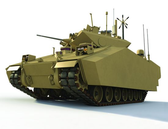 GVC Fighting Infantry Vehicle 1
