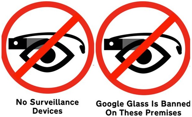 Google Glass IS Banned On These Premises