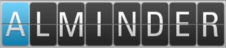 Alminder logo