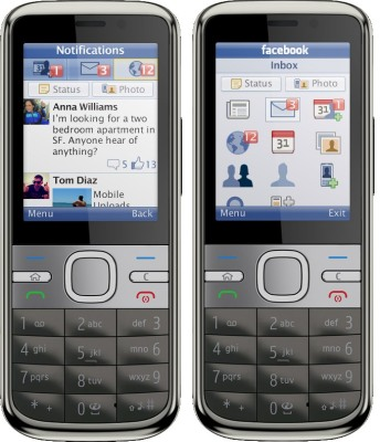 Facebook for Every Phone app screenshots