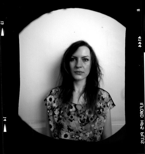 A picture taken with the Videre pinhole camera 1