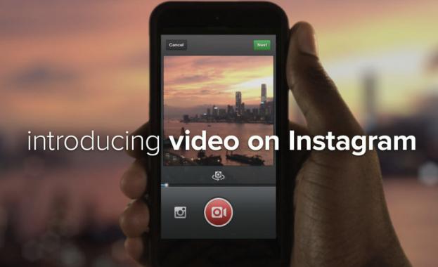 Facebook Instagram Video screenshot