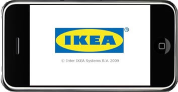 IKEA virtual reality app