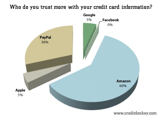 Who Do You Trust With Your Credit Card Information - Credit Donkey