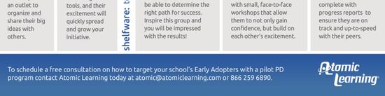 Understanding The Technology Adoption Curve in Education - Atomic Learning 4