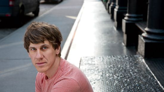 Foursquare CEO and founder Dennis Crowley