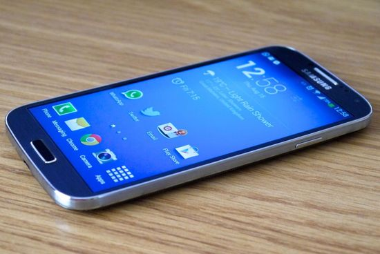 Samsung S5 is rumored to have a metal edge like the iPhone