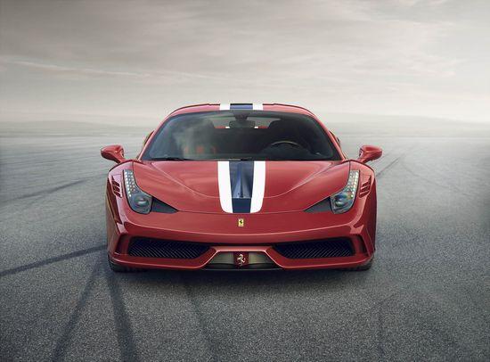 Ferrari-458-speciale-front-view