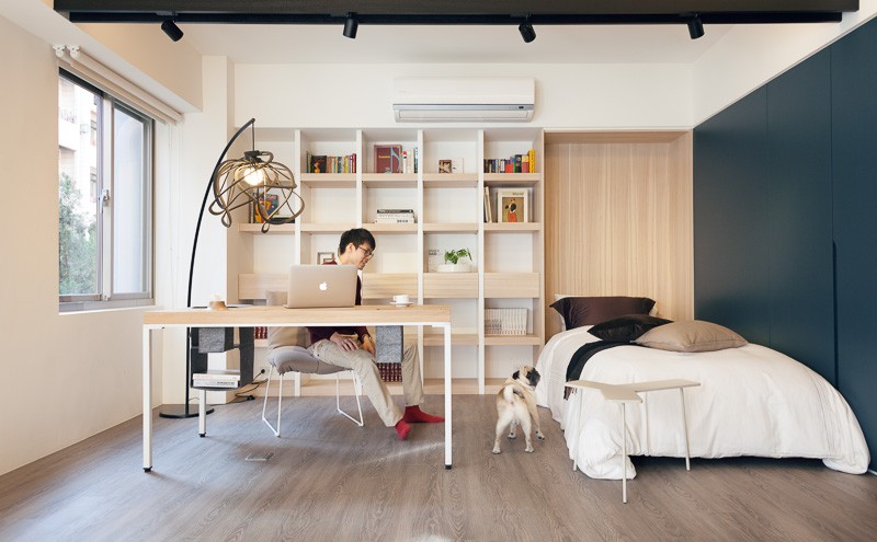 Small apartment in Taiwan 3