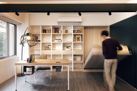 Small apartment in Taiwan 2