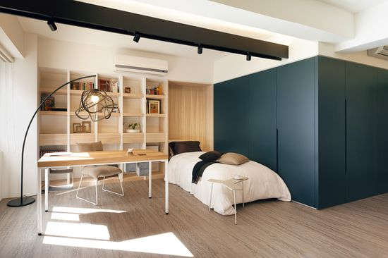 Small apartment in Taiwan 5
