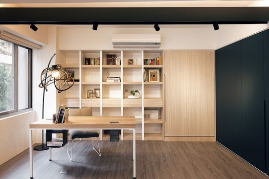 Small apartment in Taiwan 1