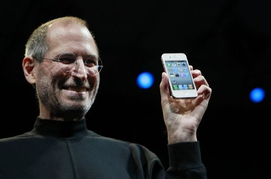 Steve Jobs introduced the iphone as a device that was an iPod, a phone