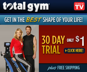 As advertising spokesperson for the Total Gym, Chuck Norris demonstrates through imagery and words how quickly you can lose weight and get in shape for only $1 a day
