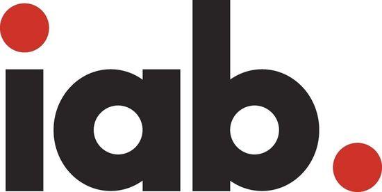 Interactive Advertising Bureau or IAB logo