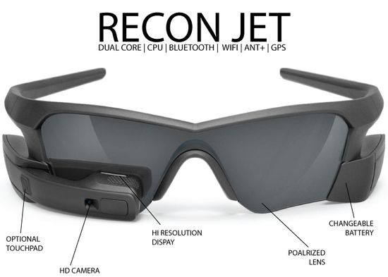 Recon-Jet Features