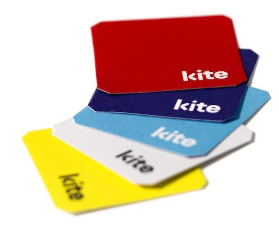 The Kite Patch needed to be affordable, adaptable and easy to use, which is why it was designed as a square sticker. Image by ieCrowd