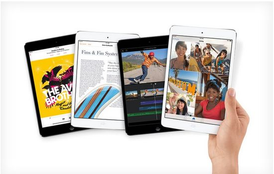 IPad mini with Retina display and 64-bit processor coming in November for $399