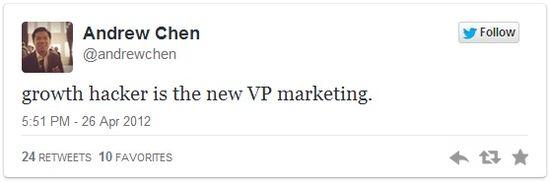 Andrew Chen Tweet