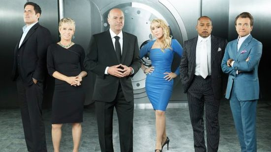 Shark Tank Cast for 2013
