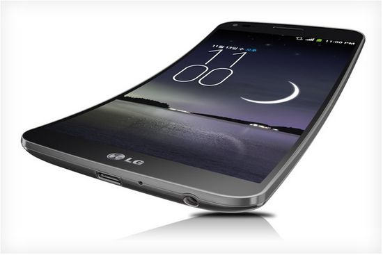 LG announces 'self-healing' G Flex, calls it first 'real' curved smartphone   The Verge