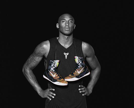 The Kobe 9 Elite is more than a shoe. It's a potrait of Kobe Bryant