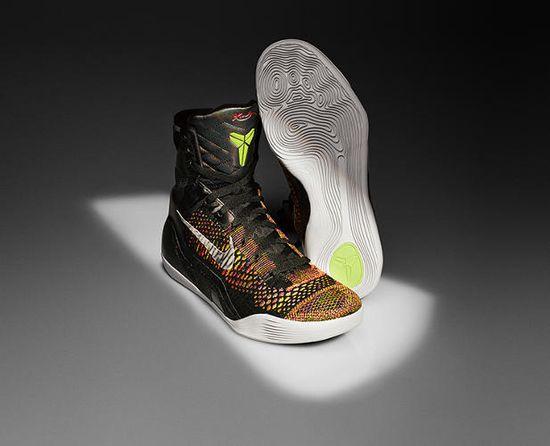 The Kobe 9 Elite may fit like a sock, but it's not 100% cozy footwear
