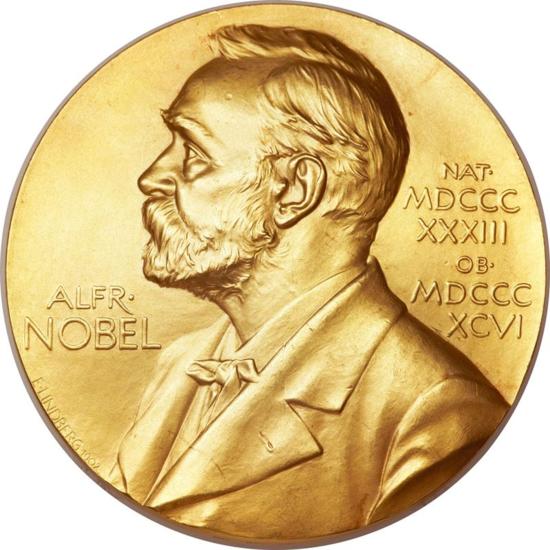 Nobel Prize Emblem