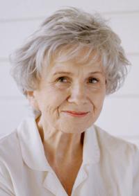 Alice Munro - Nobel Prize in Literature 2013