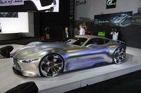 Mercedes-Benz AMG Vision Gran Turismo concept, 2013 Los Angeles Auto Show 7