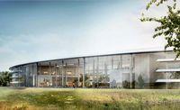 Apple's Spaceship Headquarters 7