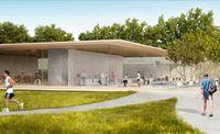 Apple's Spaceship Headquarters 25