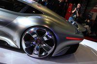 Mercedes-Benz AMG Vision Gran Turismo concept, 2013 Los Angeles Auto Show 2